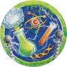 Assiette scientifique x8