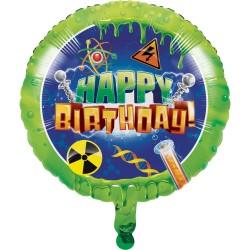 Ballon à hélium scientifique